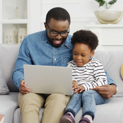 Father Engagement Through Parent Child Interactions