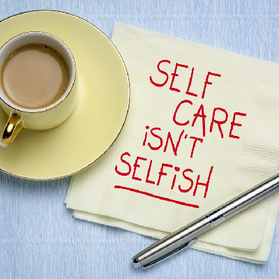 Self-Care: Strategies to Regulate & Recharge in Times of Stress